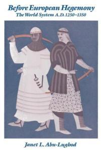 Cover of \'Before European Hegemony\'