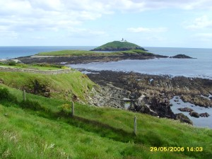 Ballycotton, East Cork, Ireland - close to the home of many 1800s Bouzans and Beausangs